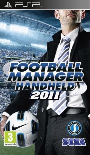 PSP Football manager 2011