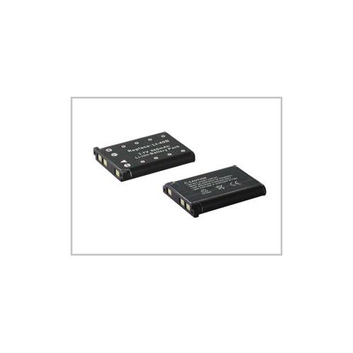 Baterie T6 power Li-40B, Li-42B, D-Li63, NP-45, KLIC-7006, EN-EL10, 02491-0066-00, NP-80, NP-82, NP-45A, NP45, D-Li108, DS5370, NP-45B, LB-012