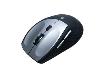CONNECT IT bluetooth laserová myš MB2000, černo-stříbrná CI-189