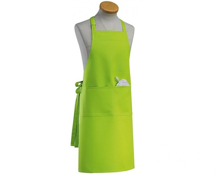 Küchenprofi kuchyňská zástěra, zelená
