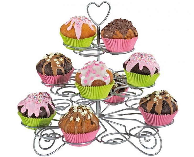 Küchenprofi etažér na 24 muffinů