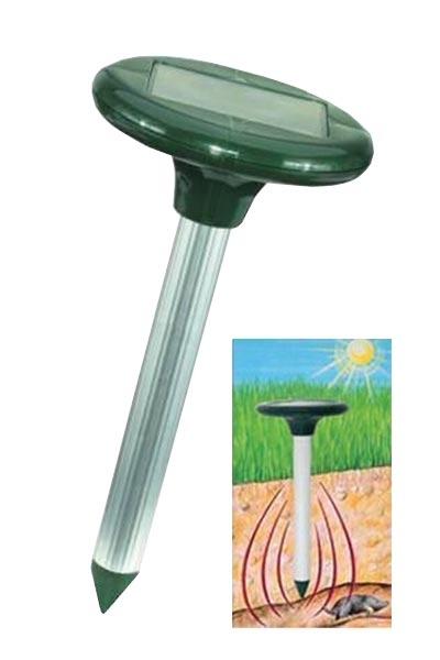 Solární odpuzovač krtků a hrabošů MR12S