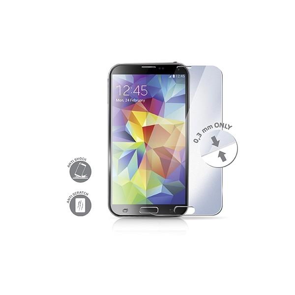 Ochranné tvrzené sklo Celly Glass pro Samsung Galaxy S5 GLASSGS5