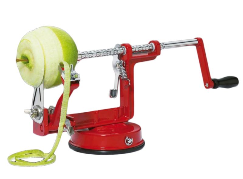 Zassenhaus loupač jablek, červený
