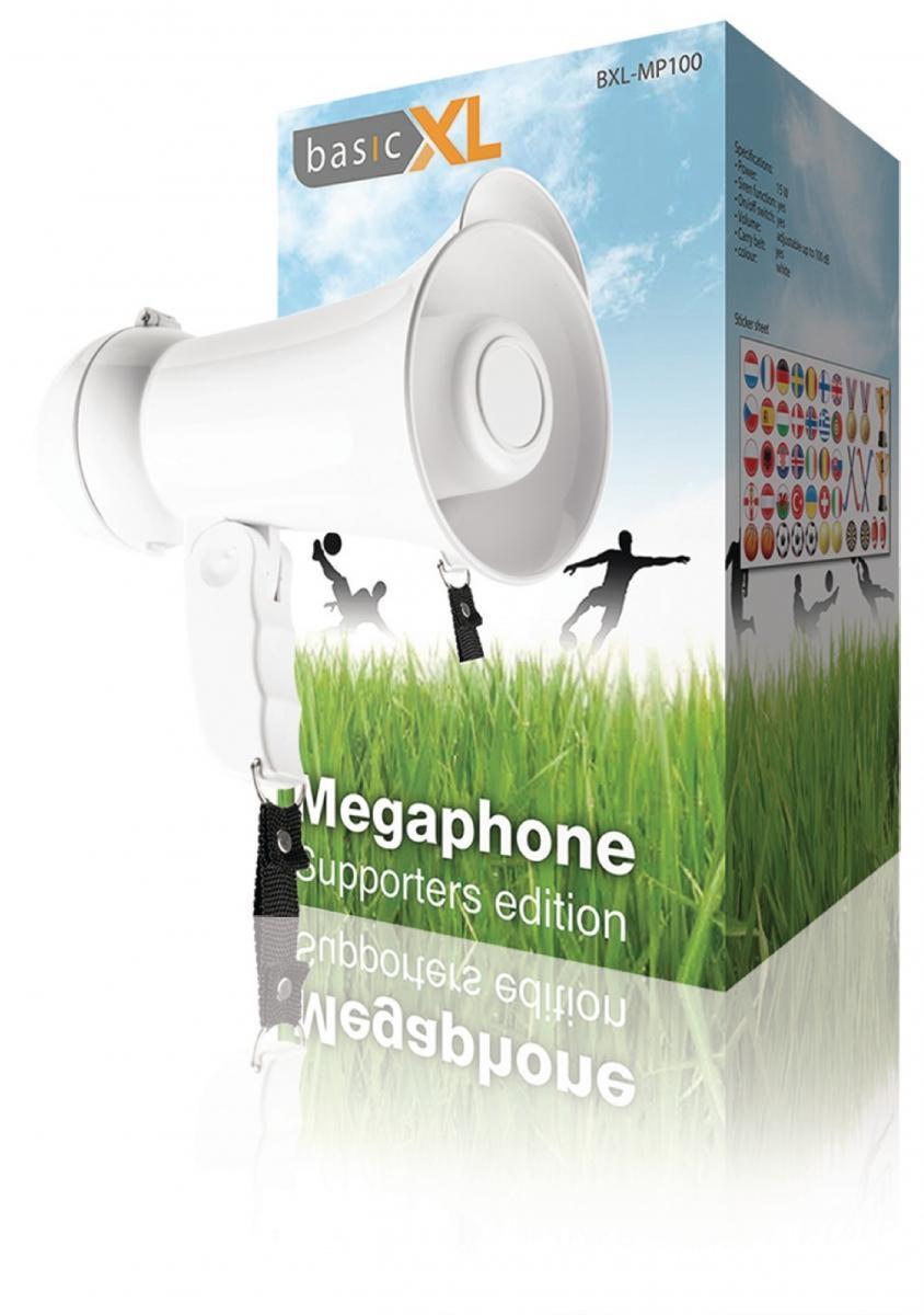 Mini megafon 5W pro fanoušky