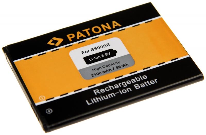Baterie Patona kompatibilní se Samsung CS-SMI257XL, 2100mAh, Li-Ion PT3020