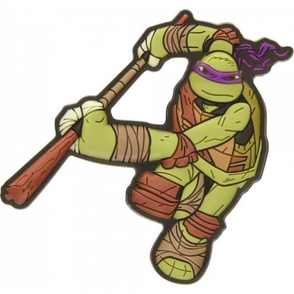 Jibbitz odznáček na obuv Crocs TMNT Donatello