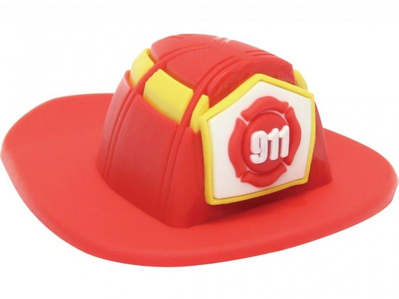Crocs ozdoba Jibbitz 3D Fire Helmet