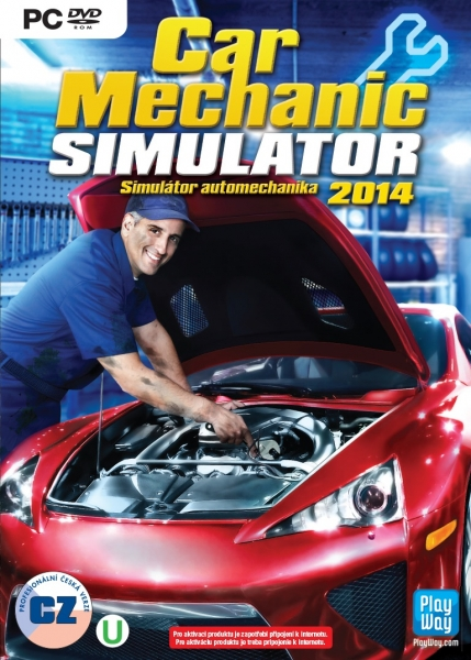 Car Mechanic Simulator 2014 8592720121872
