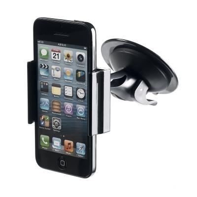 Univerzální držák s přísavkou Celly FLEX14 pro velké mobilní telefony FLEX14