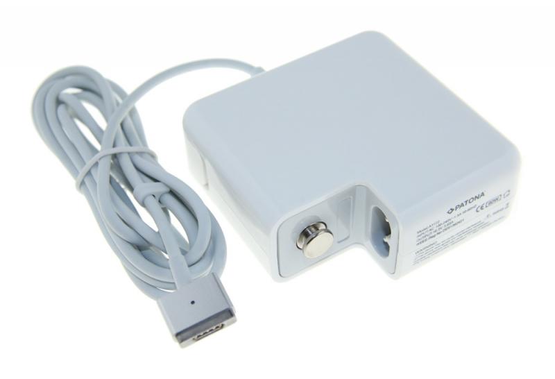 Nabíječka Patona pro Apple MacBook Air, 16.5V/ 3.65A, 60W PT2555