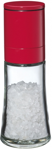 Cilio mlýnek na sůl Bari, červený