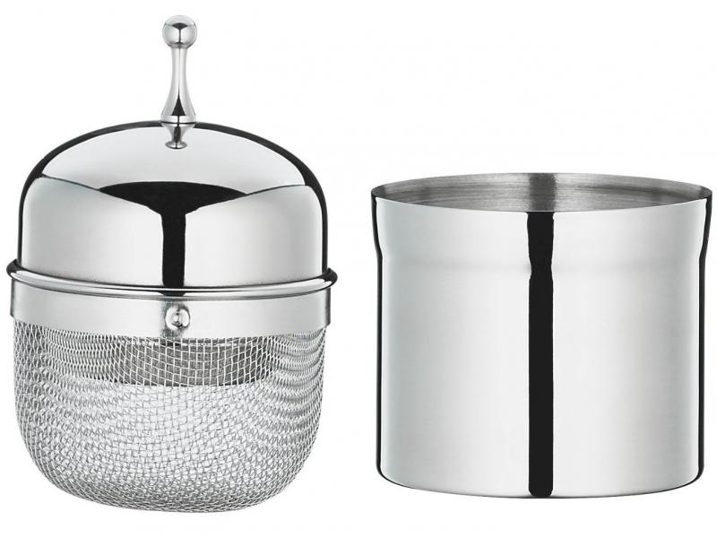 Küchenprofi plovací čajové sítko, malé