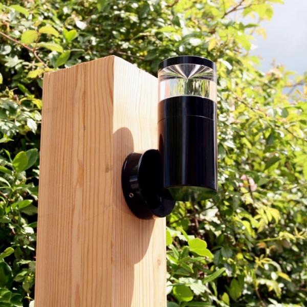 Nastěnné svítidlo Patilo Aries bez žárovky, MR16, černé