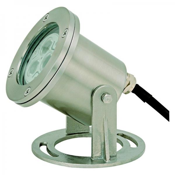 Jezírkové IP68 svítidlo Patio Hydrus s podstavcem, MR16, bez žárovky