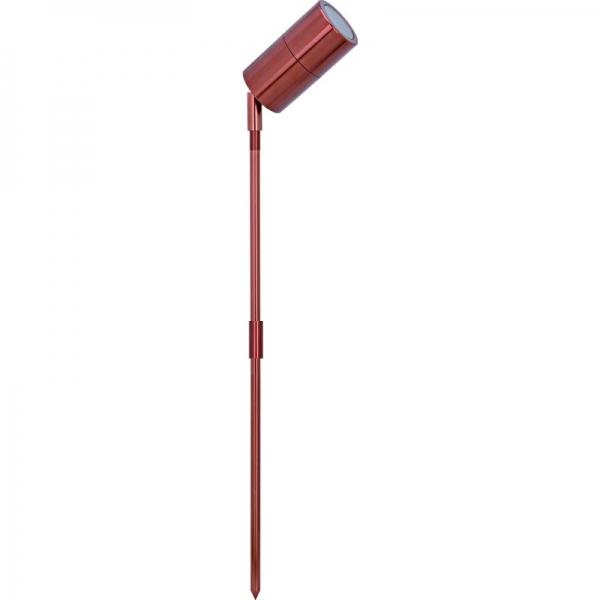 Prodlužovací tyč Patilo Corona, 25 cm, mahagonová