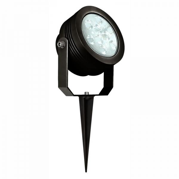 LED Svítildo Patio Cygnus s kolíkem do země, 9W, teplá bílá