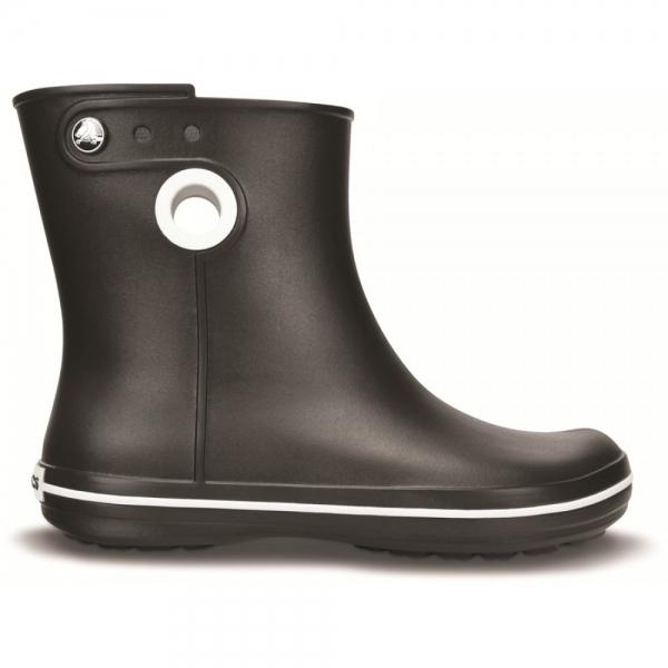 Crocs Women's Jaunt Shorty Boot - Black, W7 (37-38)