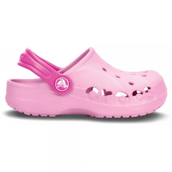 Crocs Baya Kids - Carnation/Neon Magenta, J2 (33-34)
