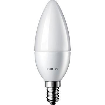 LED žárovka Philips CorePro LEDcandle, 5.5W, E14, teplá bílá