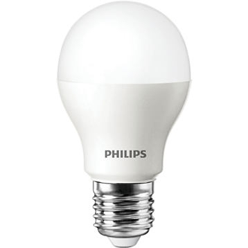 LED žárovka Philips CorePro LEDbulb, 9W, E27, teplá bílá