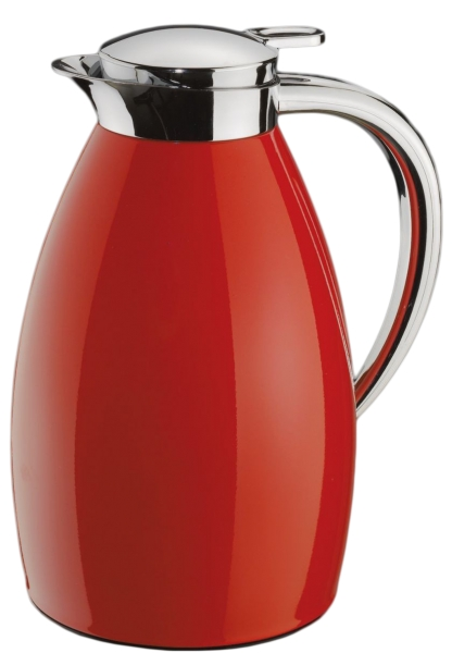Cilio Termoska džbán 1,0 l - Červená