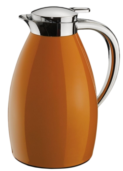 Cilio Termoska džbán 1,0 l - Oranžová