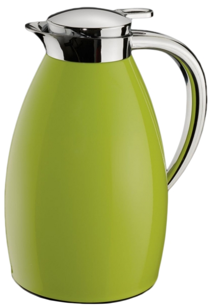 Cilio Termoska džbán 1,0 l - Zelená