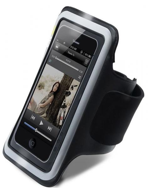 Sportovní pouzdro iLuv Sports Armband - iPhone 5