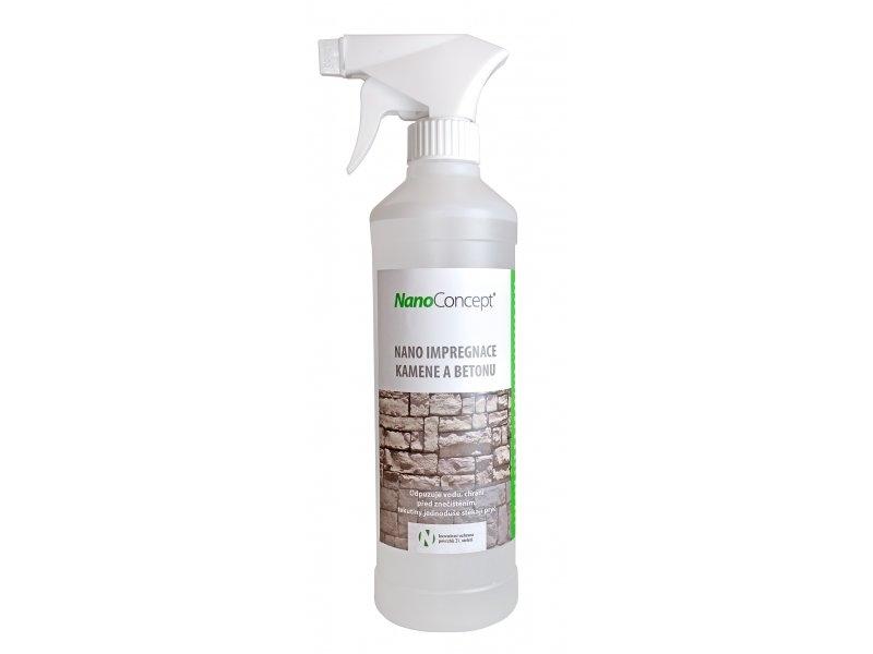 Nano impregnace betonu a kamene 250 ml