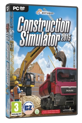 Construction Simulator 2015 8592720122176