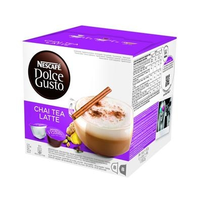 KARTON Kapsle NDG Chai Tea Latte 3 ks