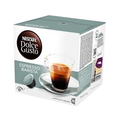 KARTON Kapsle NDG Espresso Barista 3 ks