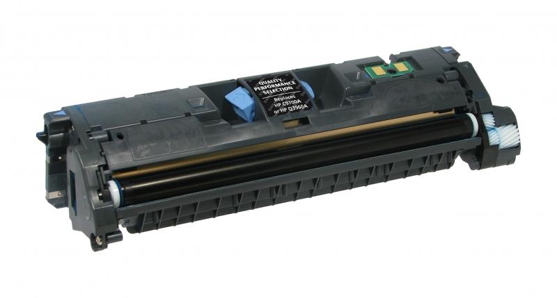 Černá tonerová kazeta kompatibilní s HP C9700A (Color LaserJet 1500/2500) - Alternativní K11998