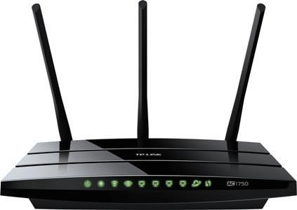 TP-Link Archer C7 AC1750 Dual band Wireless 802.11ac Gigabit router 4xLAN,2xUSB Archer C7