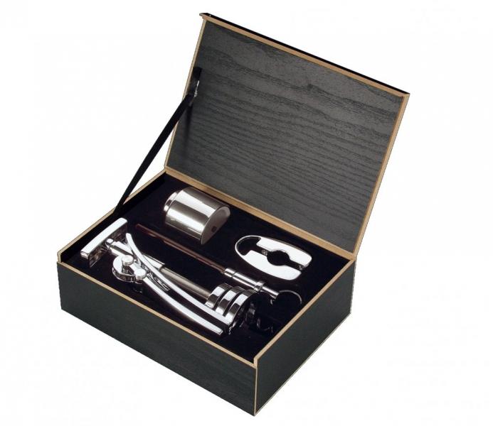 Cilio dárková kazeta TRENTINO na víno 4 ks 301151