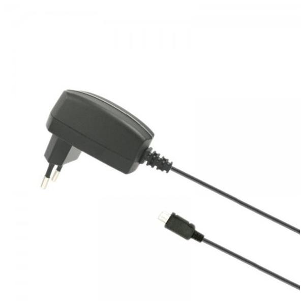 Cestovní nabíječka Fontastic s konektorem microUSB, 1A, bulk LGMICROB