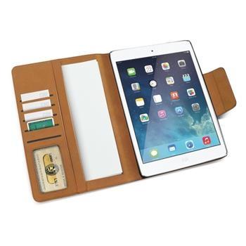 Pouzdro typu kniha Wallet iPad Mini/Retina, černé WALLYT03