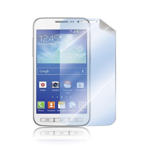 Prémiová ochranná fólie Celly pro Samsung Galaxy Core 2, lesklá, 2ks SBF433