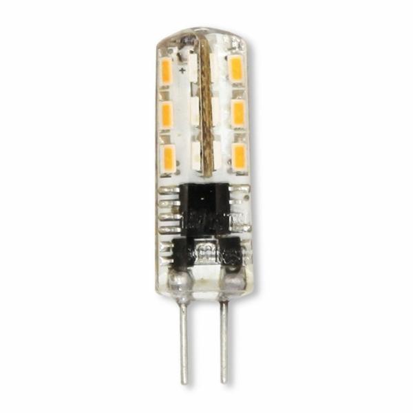 LED žárovka Tesla, 1,5 W, G4, teplá bílá