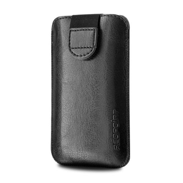 Pouzdro RedPoint Soft Slim, - černé, Velikost XL RPSOS-001-XL