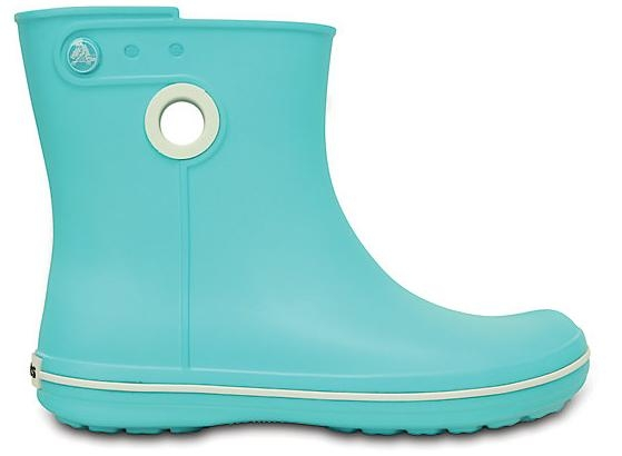 Crocs Women's Jaunt Shorty Boot Pool Blue, W8 (38-39)