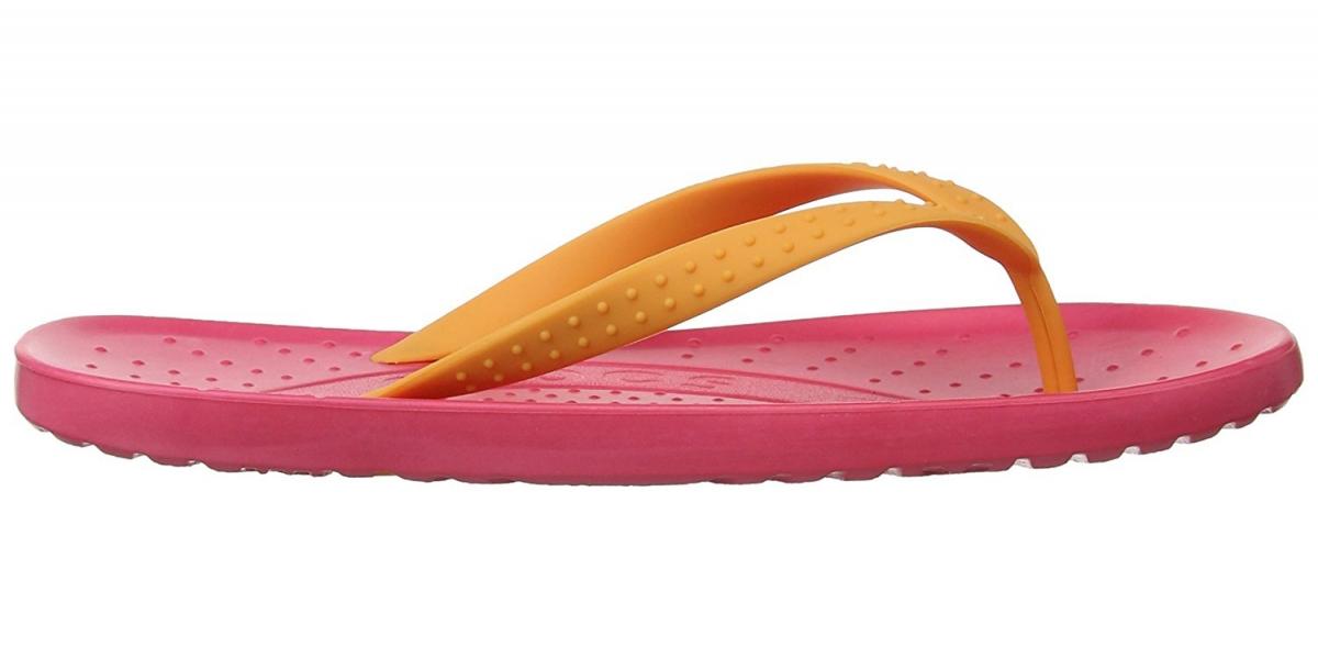 Crocs Chawaii Flip - Poppy/Mango, M5/W7 (37-38)