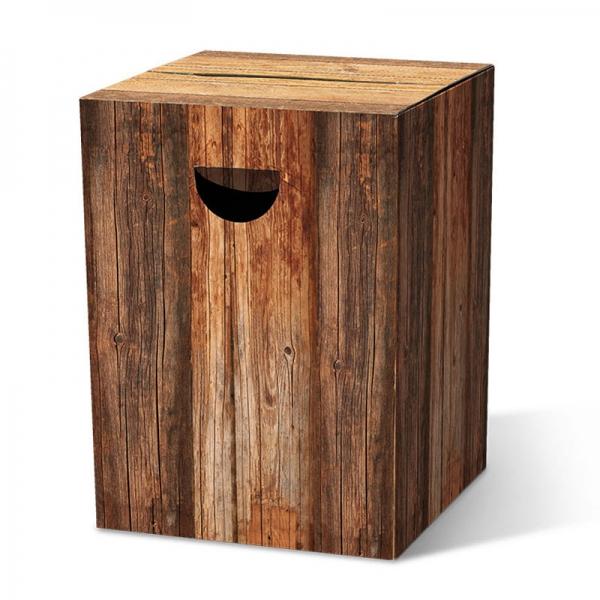 Remember skládací stůl / stolička Naturbursche z tvrdého papíru