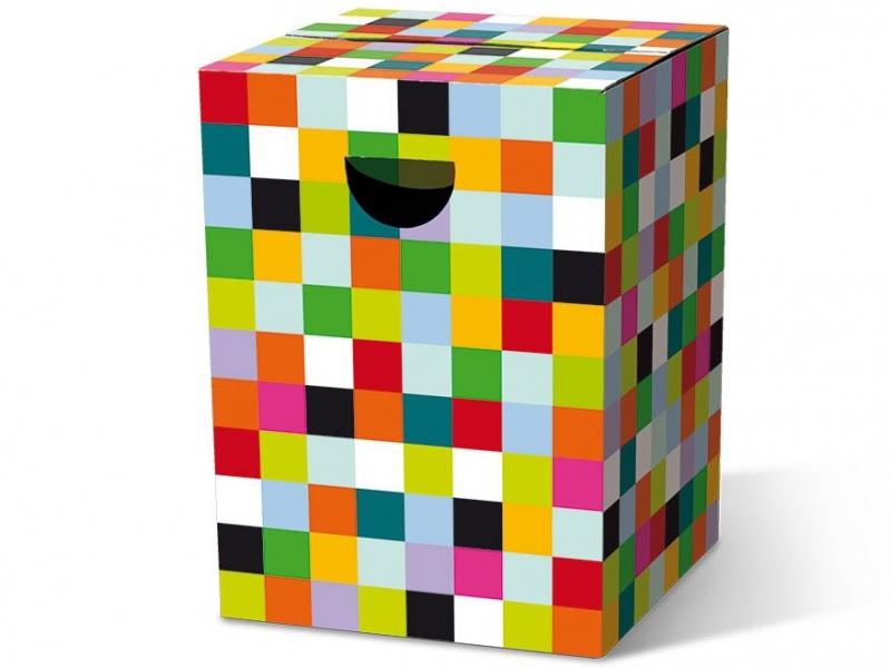 Remember skládací stůl / stolička Mosaic z tvrdého papíru