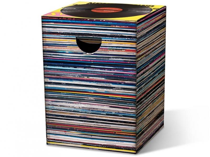 Remember skládací stůl / stolička Music Express z tvrdého papíru