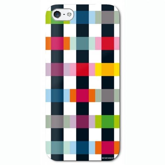 Zadní kryt Remember Colour Caro pro Apple iPhone 5/5S