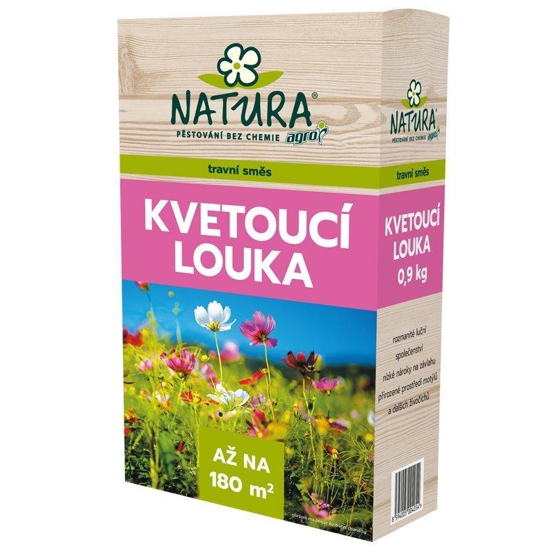 NATURA Travní směs Kvetoucí louka 0,9 kg