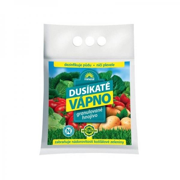 Hnojivo AGRO Dusíkaté vápno 20 kg