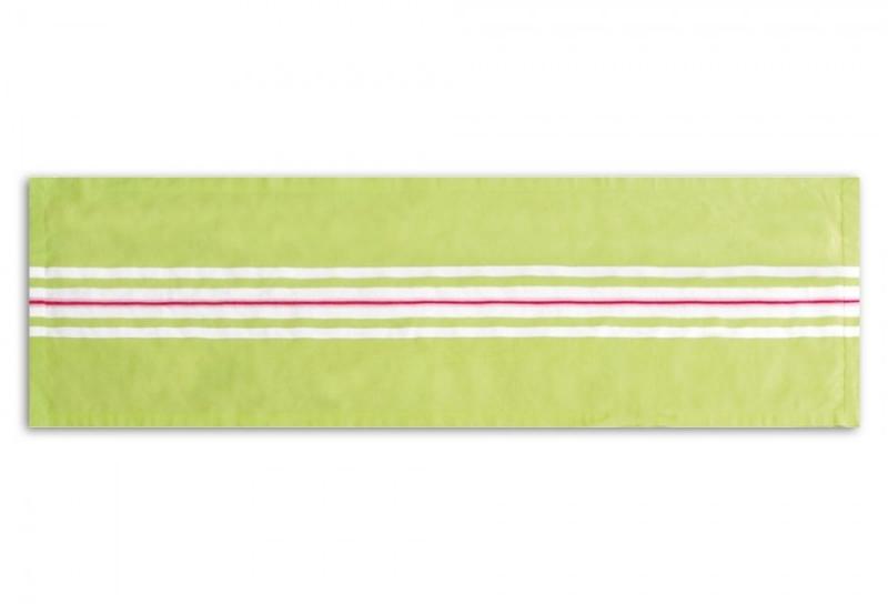 Remember běhoun na stůl Green Stripes